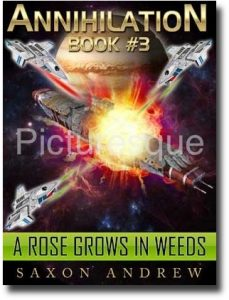 A Rose Grows in Weeds