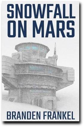 Snowfall on Mars